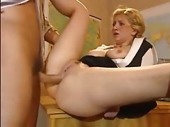Anal Blonde Russian