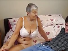 Big Cock Granny Mature Old and Young