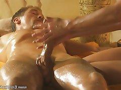 Big Cock Blonde Massage