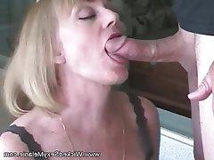 Amateur Granny MILF Wife