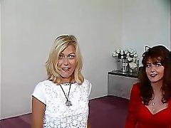 Amateur Casting German Lesbian