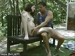 Group Sex, Hardcore, Orgy, Outdoor