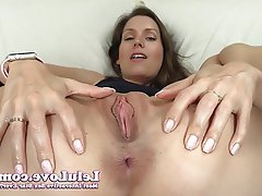 Amateur Close Up Masturbation Ass