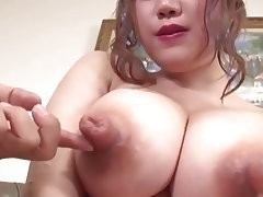 Gigantic Long Nipples