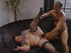BBW Blonde French German Classic