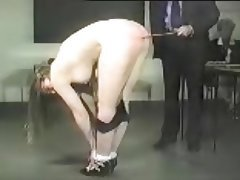 Vintage, BDSM, Spanking, Teacher