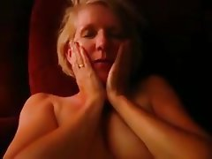 Amateur Facial Mature MILF Wife