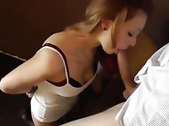 BDSM Blowjob Cum in mouth
