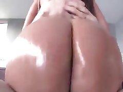 Big Butts Interracial Threesome