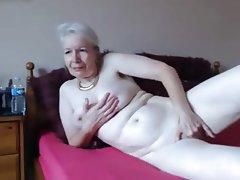 Granny Masturbation Mature