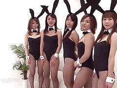 Asian Blowjob Japanese Orgy