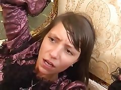German Cumshot Facial
