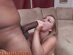 Anal Big Cock Blonde Interracial Black Cock
