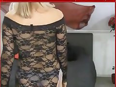 Big Boobs Blonde MILF Webcam Babe