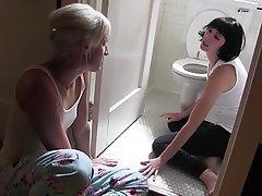 MILF Lesbian BDSM Foot Fetish