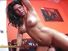 BDSM Face Sitting Femdom Mistress Swallow