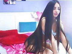 Amateur Brunette Webcam