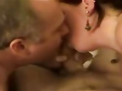 Couple Bisexual Blowjob Cuckold Cumshot