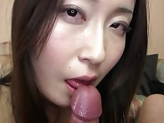 Asian Blowjob Casting Japanese POV