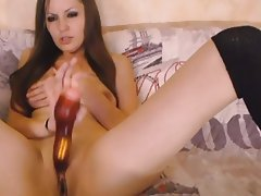 Amateur Masturbation Webcam Beauty Orgasm