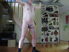 German Amateur BDSM CFNM