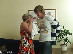 Granny Mature MILF Old and Young Granny