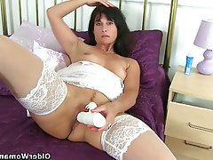 British Mature MILF Mature