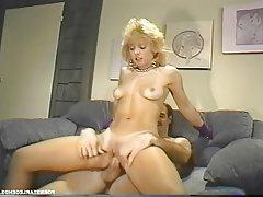 Blonde, Cumshot, Hardcore, Pornstar, Vintage