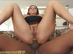 Anal Brunette MILF Big Cock