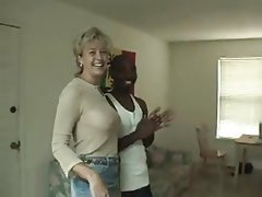 Interracial MILF Big Black Cock
