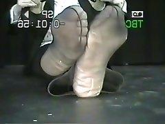 Stockings, Foot Fetish