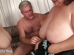 BBW, Big Boobs, Group Sex, Big Butts