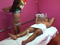 Asian Massage Chinese Handjob Handjob