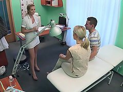 Hidden Webcam Amateur Reality Doctor