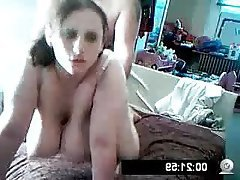 Amateur Big Boobs MILF Couple Fucking