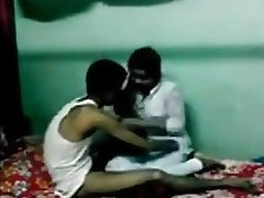 Indian College Kissing Desi Teen