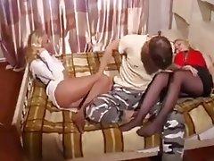 Cumshot Stockings