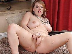 Erotic chubby wife exhibionist