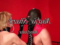 Amateur BDSM Femdom Handjob