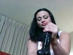 Arab Brunette Interracial Softcore