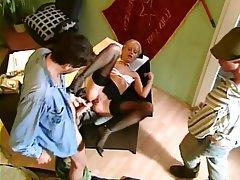 Anal Blonde Double Penetration Mature MILF