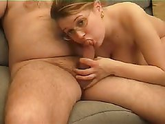Amateur BBW Big Boobs Blowjob