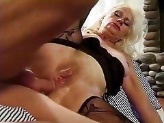 Anal Cumshot Granny Hardcore Mature