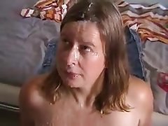 Amateur Mature Facial Interracial MILF