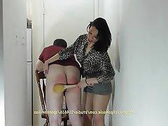BDSM Femdom Spanking Husband