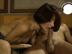 Anal, Brunette, Vintage, French