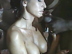 Cumshot Facial Bukkake