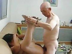 Mature Granny Chinese Fucking