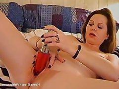 Amateur Masturbation Wife Homemade
