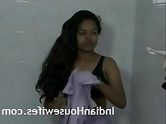 Amateur Shower Indian Wife Homemade